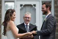 Once Upon A Wedding Officiant Service