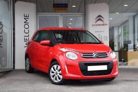 2018 CITROEN C1 1.2 PureTech Feel 5dr