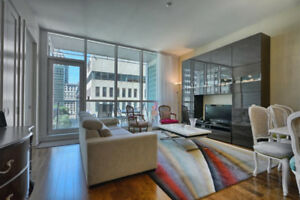 Luxury Condo for rent in prime Downtown location