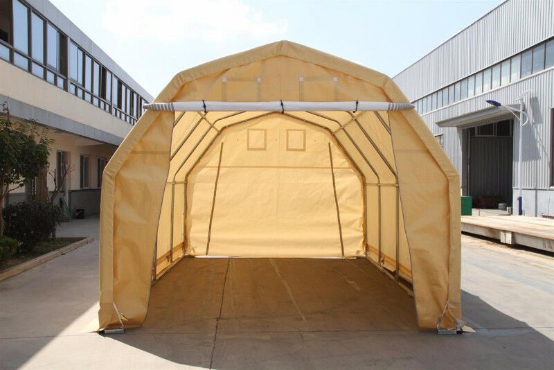 NEW 12X20X10 STORAGE SHELTER BUILDING PORTABLE GARAGE ...
