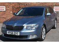Skoda Superb 2.0TDI CR 170 DSG Elegance