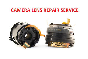 Canon EF-S IS USM 17-85mm F/4.0-5.6 IS USM Lens Repair service