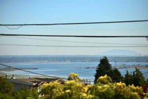 White Rock ocean view house for rent