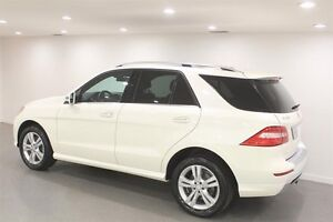 2014 Mercedes-Benz ML350 BlueTEC 4MATIC Regina Regina Area image 3