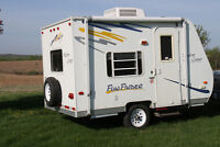 WANTED small light travel trailer