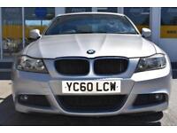 GOOD CREDIT CAR FINANCE AVAILABLE 2010 60 BMW 318 2.0TD AUTO D M SPORT