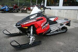 2013 Polaris 600 Pro RMK 155
