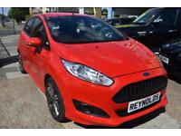 2017 17 FORD FIESTA 1.0T ST LINE 5 DOOR GOOD AND BAD CREDIT FINANCE AVAILABLE