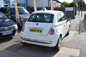 GOOD CREDIT CAR FINANCE AVAILABLE 2008 58 FIAT 500 1.4 LOUNGE