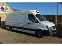 9418d6ae56 2015 MERCEDES SPRINTER 313 CDI 129 LWB FRIDGE VAN HIGH ROOF  INSULATED REFRIGERAT