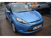 BAD CREDIT CAR FINANCE AVAILABLE 2008 58 FORD FIESTA 1.4 STYLE + AUTOMATIC