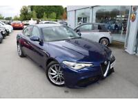 2018 Alfa Romeo Giulia 2.0 Veloce (s/s) 4dr Petrol blue Automatic