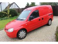 Vauxhall Vauxhall Combo 1.7CDTi 16v 2000