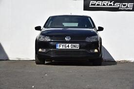 2014 Volkswagen Polo 1.0 4dr