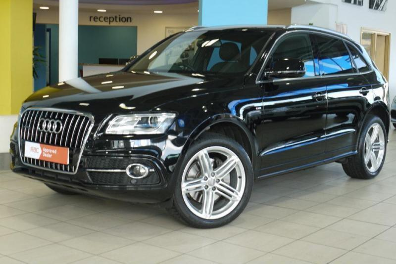 2015 audi q5 3 0 tdi s line plus s tronic quattro 5dr start stop in sheffield south. Black Bedroom Furniture Sets. Home Design Ideas