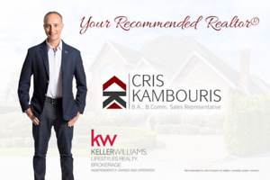 CRIS KAMBOURIS - YOUR RECOMMENDED SOUTH WINDSOR REALTOR!