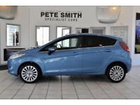 Ford Fiesta 1.4 TITANIUM 5 DOOR HATCHBACK 2009/09