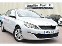 2014 Peugeot 308 1.6 e-HDi Active 5dr (start/stop)