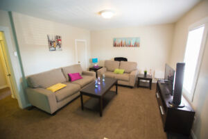 2 bedroom suite with large balcony