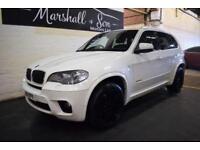 2011 11 BMW X5 3.0 XDRIVE30D M SPORT 5D AUTO 241 BHP 7 SEATS DIESEL