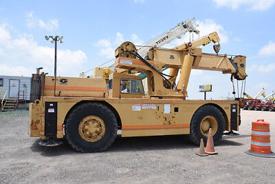 1978 Grove 35 Ton Industrial Crane Ind2535 8417 Hours 60 Boom Length