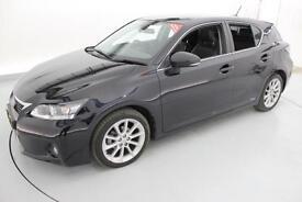 2013 LEXUS CT 200h 1.8 Luxury 5dr CVT Auto
