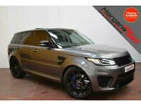 16 Land Rover Range Rover Sport 5.0V8 SUPERCHARGED SVR-PAN ROOF-CAM-TOW BAR-FSH-