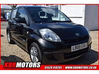 2009 Daihatsu Sirion 1.0 SE F/S/H IDEAL 1ST CAR £30 ROAD TAX - DRIVE AWAY TODAY