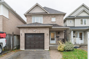 3 Bedroom Home For Sale In Oshawa!