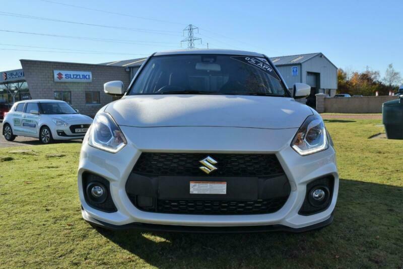 2009 Suzuki Swift 1.4 Boosterjet 48V Hybrid Sport 5dr Hatchback Petrol Manual