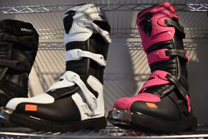 MEN'S AND WOMEN'S THOR MOTOCROSS BOOTS IN STOCK NOW!