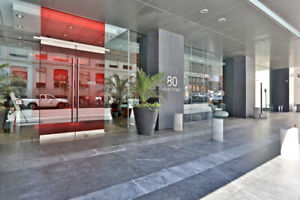 80 John (TIFF) - luxury 1 bdrm   den w/balcony - best amenities