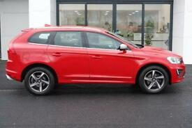 2013 Volvo XC60 2.4 TD R-Design Geartronic 5dr