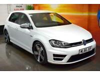 2016 Volkswagen Golf R 2.0 TSI (306PS) 4MOTION (4X4) 5dr Hatchback (NAV) Hatchba