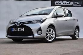 2015 Toyota Yaris 1.5 Excel e-CVT 5dr