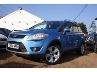 2010 60 FORD KUGA 2.5 TITANIUM AWD 5D 198 BHP 4X4 - LOW RATE FINANCE DEALS