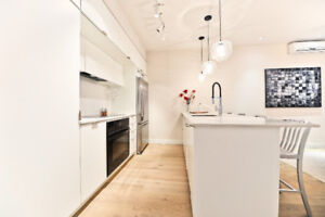 LUX Appartement NEUF/NEW apartment Griffintown - Lots included