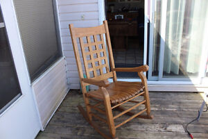 Oversize Rocking Chairs