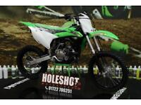 2018 Kawasaki KX 85 Big wheel Motocross Bike UK Main Dealers