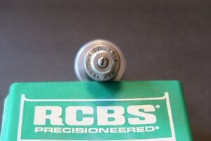 RCBS one carbide die only resizer, decapper, for .284 win
