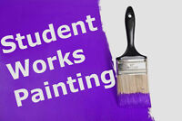 Hiring F/T Student Painters! Full Training Provided!