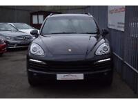 2011 Porsche Cayenne SUV 4wd 3.0TD 240 DPF SS EU5 TIP Auto8 Diesel black Automat