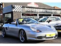2004 Porsche Boxster 3.2 986 S Anniversary Edition Tiptronic S 2dr Petrol grey A