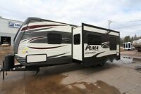 2014 Palomino Puma Travel Trailer 28-RBSS