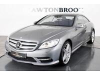 Mercedes-Benz CL 500 4.7 F 7G-Tronic CL 500 BlueEFFICIENCY