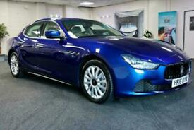 2016 MASERATI GHIBLI D V6 + 1 OWNER FROM NEW + IMMACULATE + CREAM LEATHER + SAL