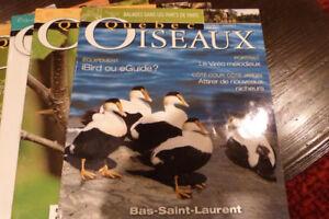 Revue Quebec oiseaux