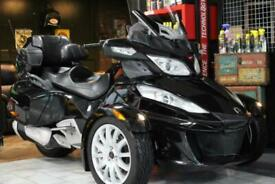 2015/15 CAN-AM SPYDER RT 1330 ACE AUTO TRIKE 12,700 MILES