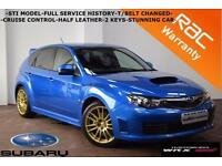 2008 Subaru Impreza 2.5 WRX STI Type UK -FULL SERVICE HISTORY-STUNNING EXAMPLE-