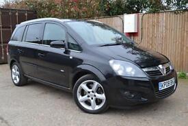 Vauxhall Zafira 1.9 CDTi SRi 5dr